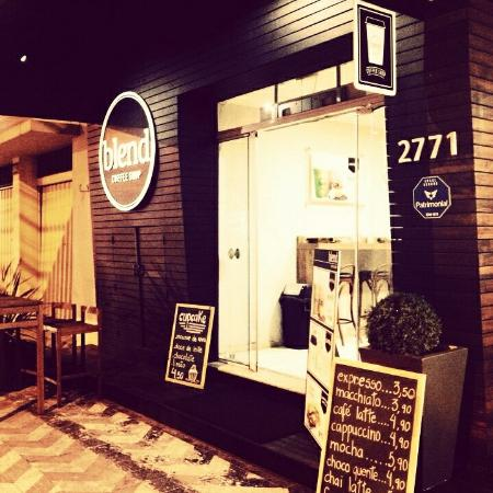 Blend Coffee Shop