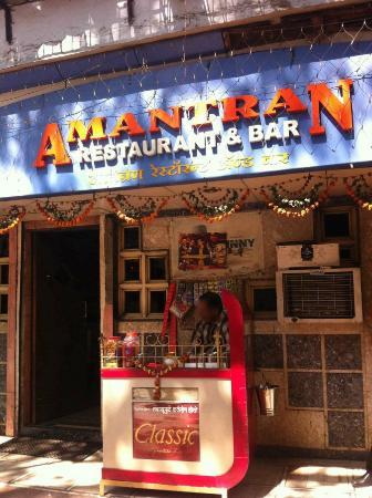Amantran Restaurant & Bar