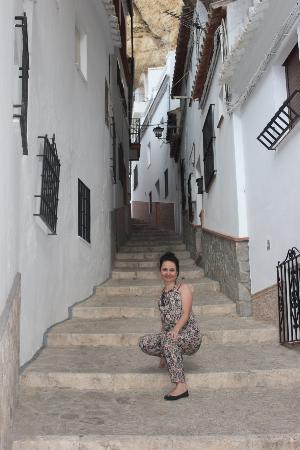 Hotel Villa de Setenil: Прекрасное место