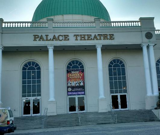 Palace Theatre: Hot Jersey Nights