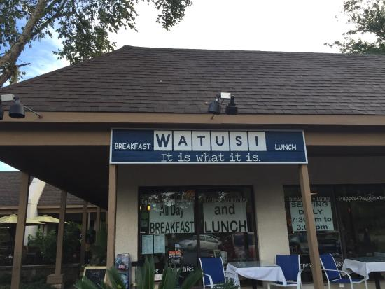 Entrance - Watusi Cafe Photo