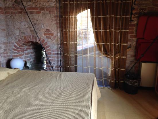 Cangrande Hotel: Camera suite