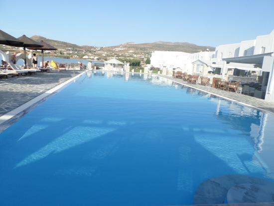 Pounta, Hellas: piscine