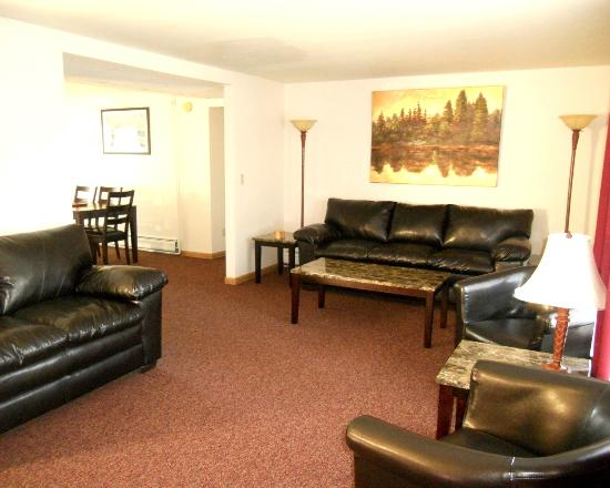Vinehurst Inn & Suites: Large family suite