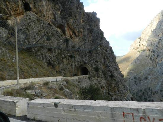 Topolia Gorge - Picture of Topolia Gorge, Chania Town ...