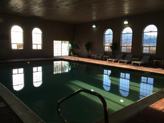 Quality Inn Large Indoor Pool