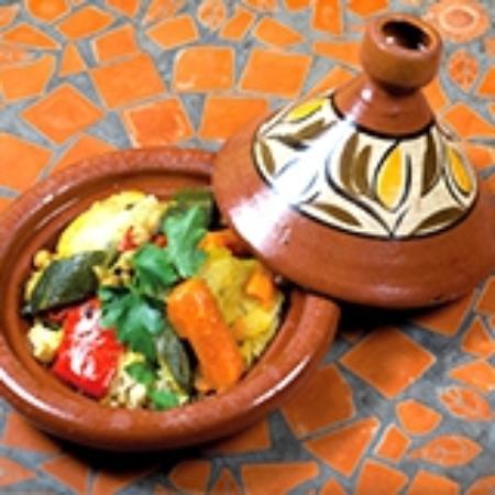 Gentil Tajinerie   Marokkanische Küche: Gemüse Tajine   Vegetarisch/vegan