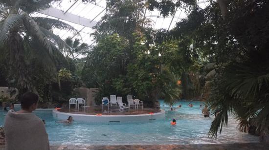 Aqua Mundo  Picture of Center Parcs Les BoisFrancs, Verneuilsur  ~ Aqua Mundo Bois Francs