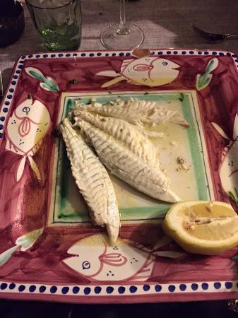 Hotel Ristorante Garden: secondo di pesce