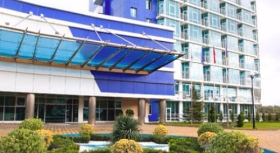 Aquamarine Resort & SPA: отель