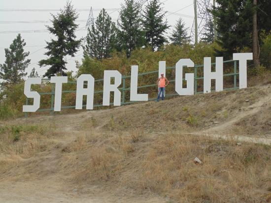 Enderby, Canadá: Starlight done right