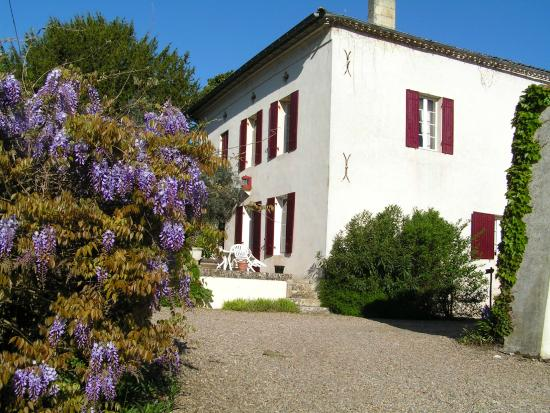 Montcaret, Frankrike: La maison
