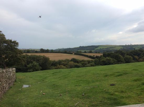 Smeaton Farm: what a view