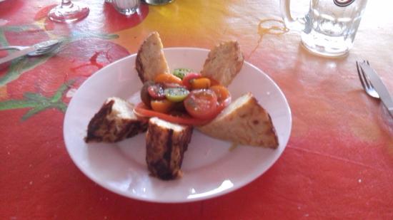 Tabarka Restaurant : Tabarka's Spanish Tortilla