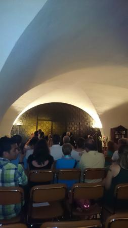 Concerts in the Krypta St.Peter's Church