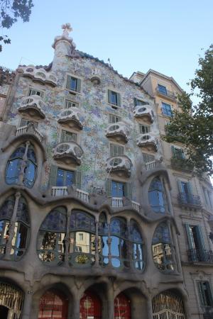 Casa Marcelo Barcelona: Casa Batllo