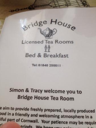 Bridge House Bed & Breakfast : photo2.jpg