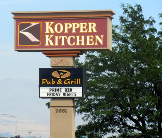 Kopper Kitchen, Boise, Idaho