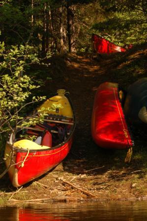 Kedgwick River, Canada: Arpin Canoe Restigouche