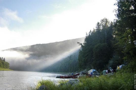 Kedgwick River, Canada: Restigouche