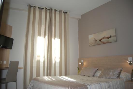 Hotel du Midi : Nouvelle chambre