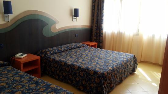 Family Hotels Sole : La stanza