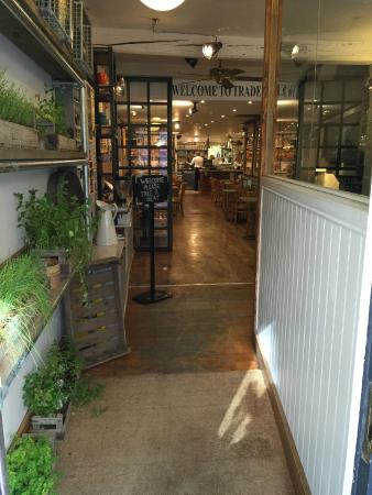 Traders - The Day Time Cafe: Interior