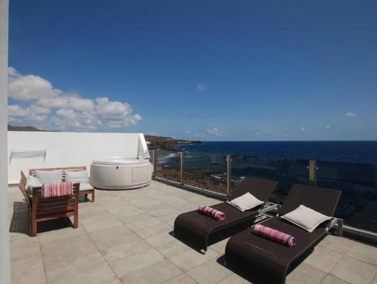 Casa Esquina del Mar: Relaxen in de zon
