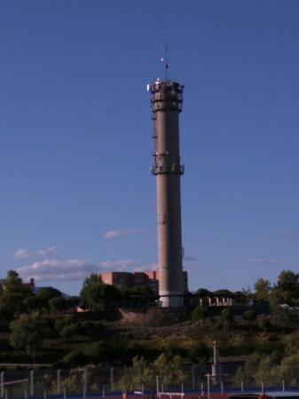 Torre del Parque Central