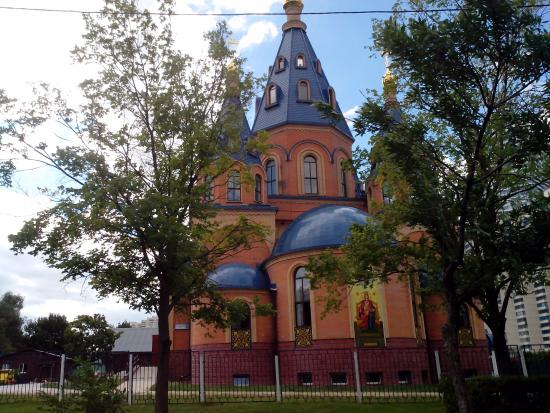 Church of the Reigning Mother of God in Chertanovo