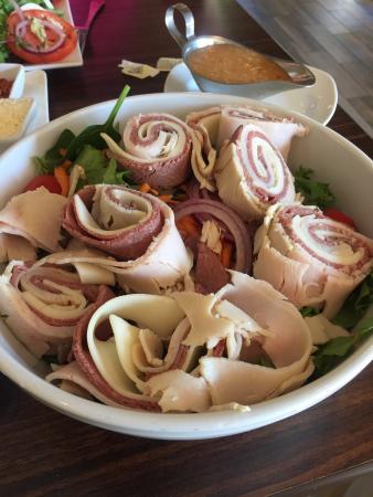 Bellagio Ristorante & Pizza: What a Chef Salad!