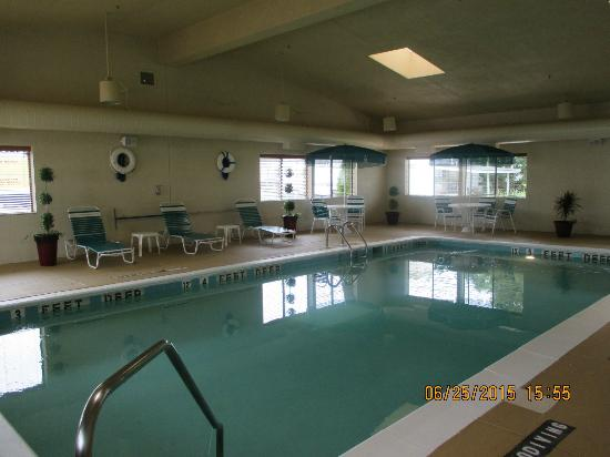 Hornell, NY: Heated indoor pool