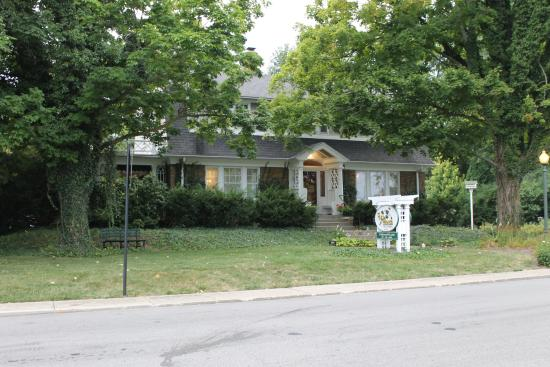 Fortville, IN: Ivy House Bed and Breakfast