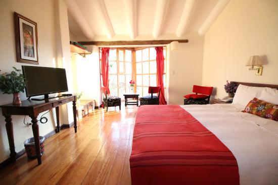 Eco Andina Hotel: Amplias Habitaciones