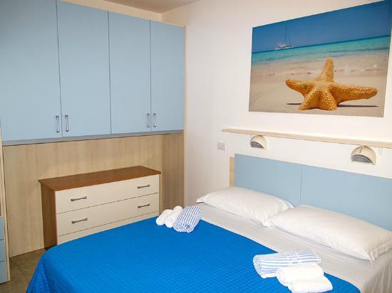 camera da letto con culla - foto di residence la nuova orchidea ... - Orchidea In Camera Da Letto