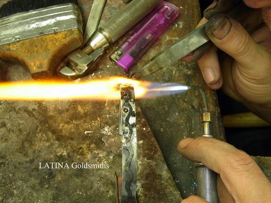 Latina Goldsmith: work in progress