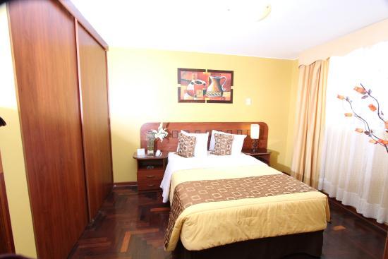 Inkari Apart Hotel: Habitacion Matrimonial