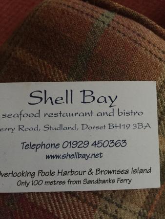 Shell Bay Seafood Restaurant: photo0.jpg