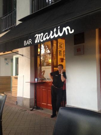 Bar Martin