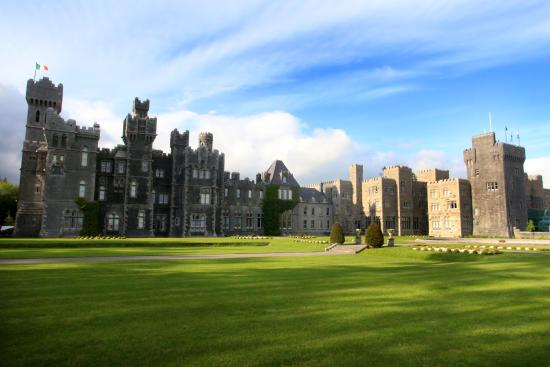 Ashford Castle: Yes... it's THAT amazing!