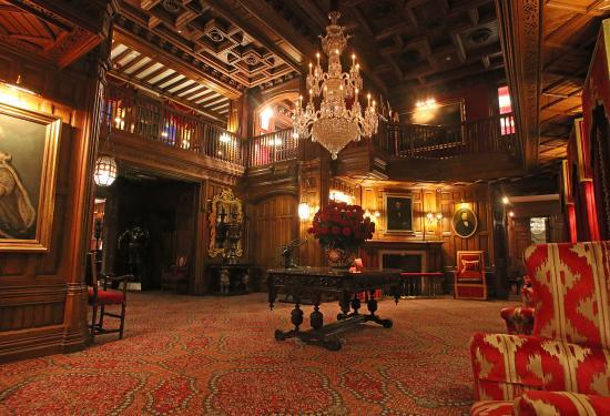 Ashford Castle: Lobby