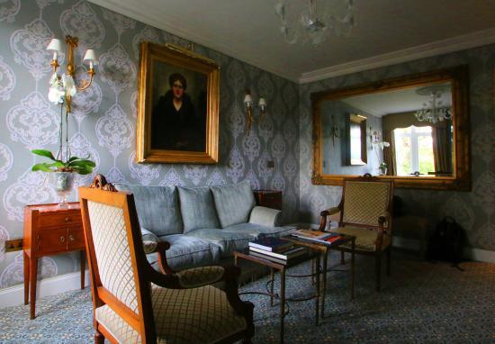Ashford Castle: Room # 1
