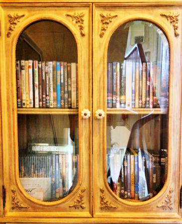 Bindon Bottom B&B: DVD library