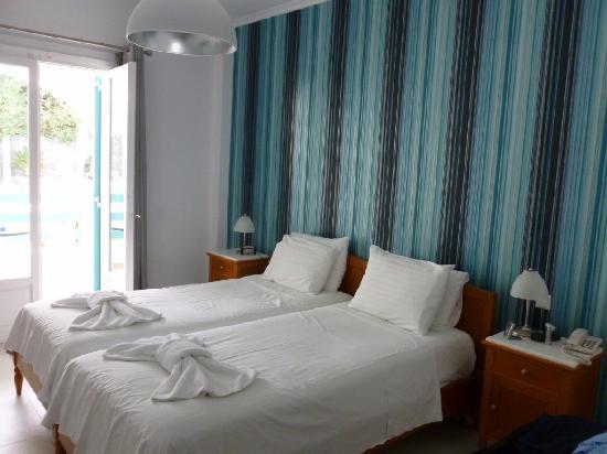 Santellini Boutique Hotel: Room 103