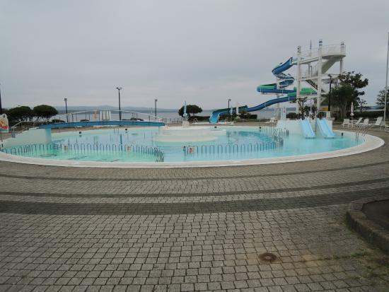 Wakura Onsen Seaside Park