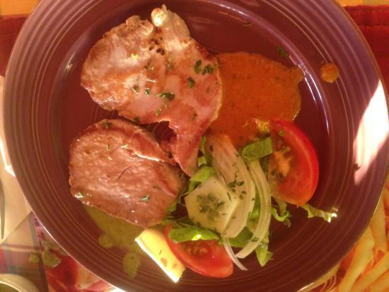 La Tasca De Ramon: еда
