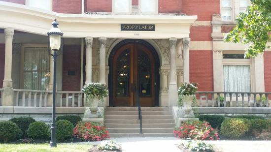 The Indianapolis Propylaeum