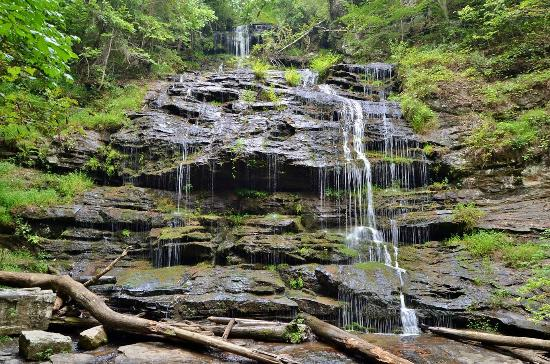 Mountain Rest, Caroline du Sud : Station Cove Falls