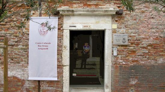 Centro Culturale Don Orione Artigianelli: vchod