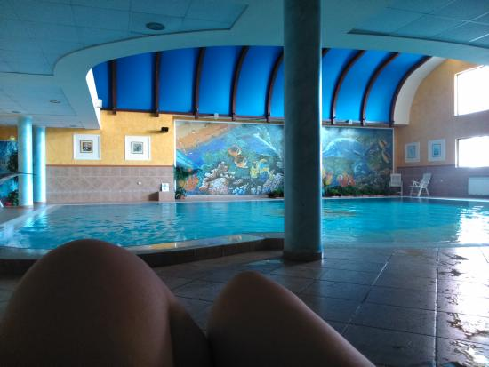 Maxi Club: indoor pool